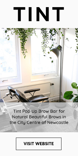 Tint brow bar in Newcastle