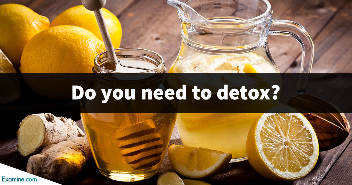 Detox Harmful Products from Your Body