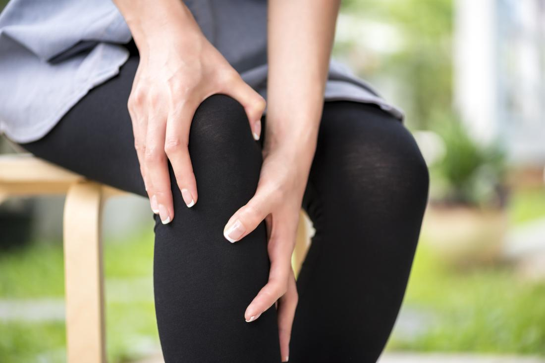 Recovering from Injury with a Knee Support