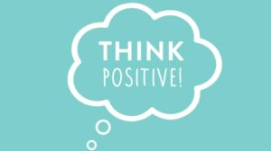 Staying Positive - A Healthy Outlook