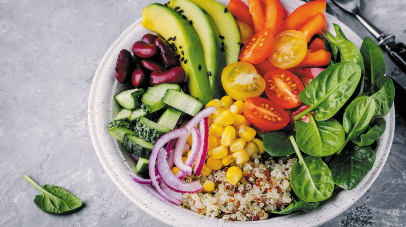 Diet, Nutrition and Healthy Living