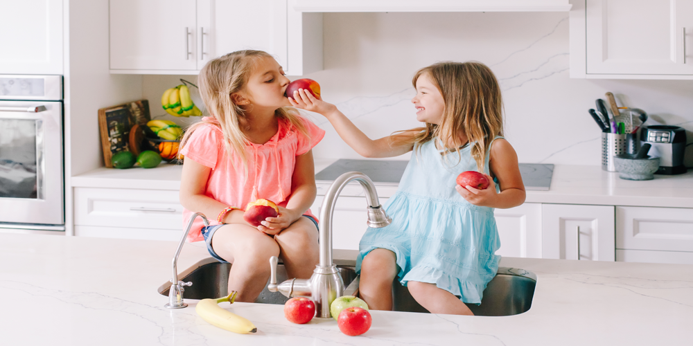 Tricks to Get Your Child to Eat fruit & Vegetables